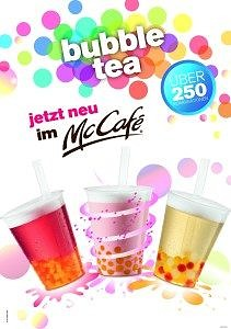 history of bubble tea mcdonalds