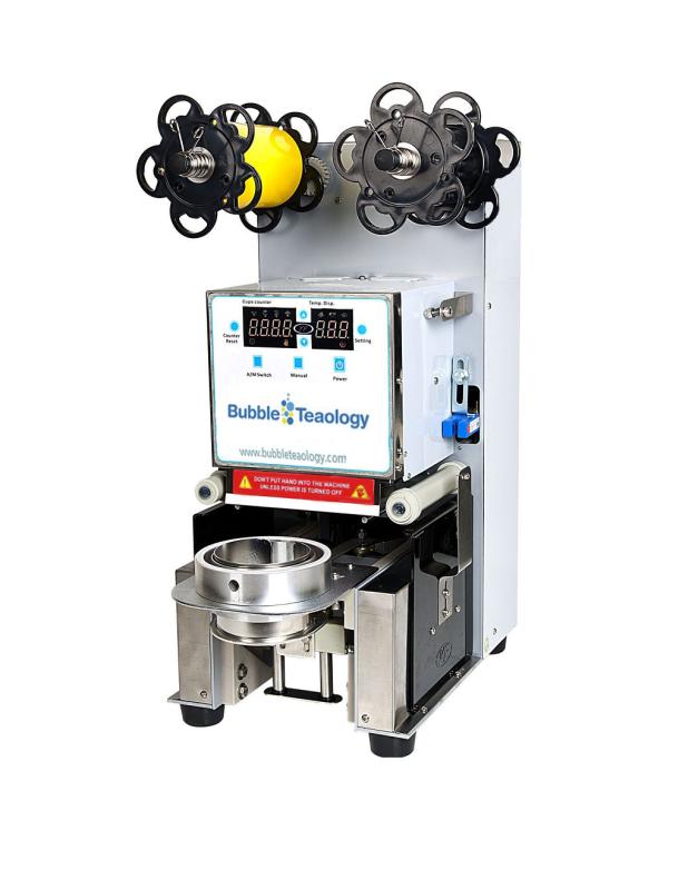 999sn Bubble Tea Sealer Machine Bubbleteaology
