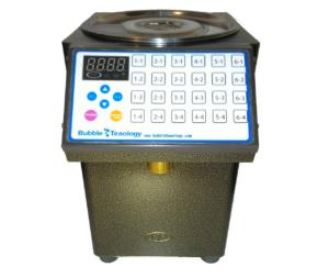 BubbleTeaology Fructose Dispenser