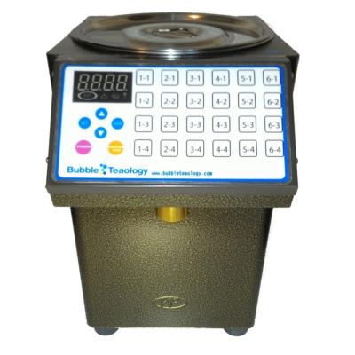 BubbleTeaology Fructose Dispenser Machine