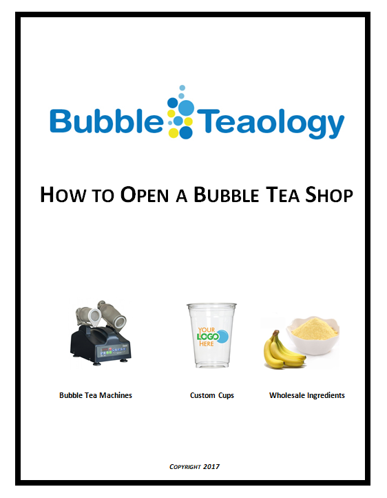 How to Open a Bubble Tea Shop | BubbleTeaology