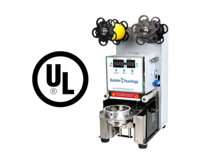 UL Cup Sealer Machine Center