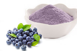 Blueberry Bubble Tea Powder