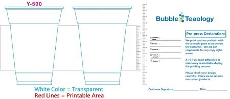 Custom Cup Logo Design