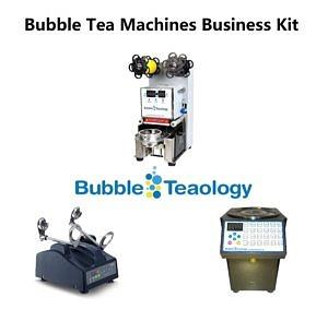 bubble tea machines business kit