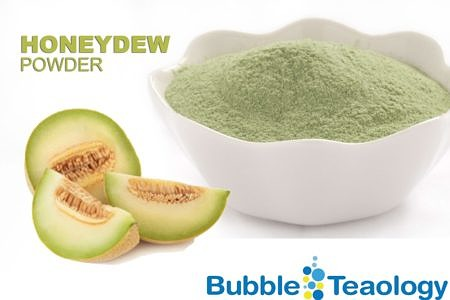 BubbleTeaology Honeydew Powder