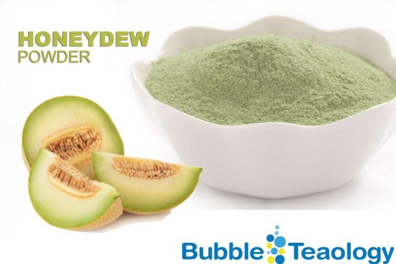 200 Honeydew Bubble Tea Powder Case Bubbleteaology