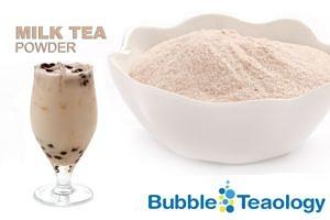 Bubble Teaology Pearl Milk Tea Powder