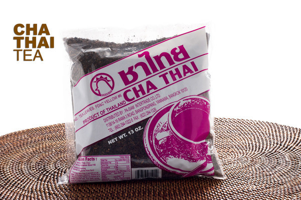 132 Thai Tea Leaves Case Bubbleteaology