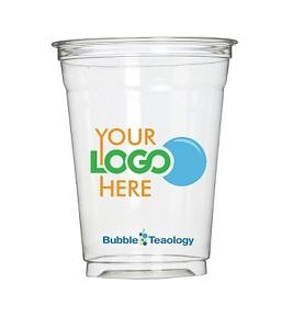 Custom Logo Bubble Tea Cup BT