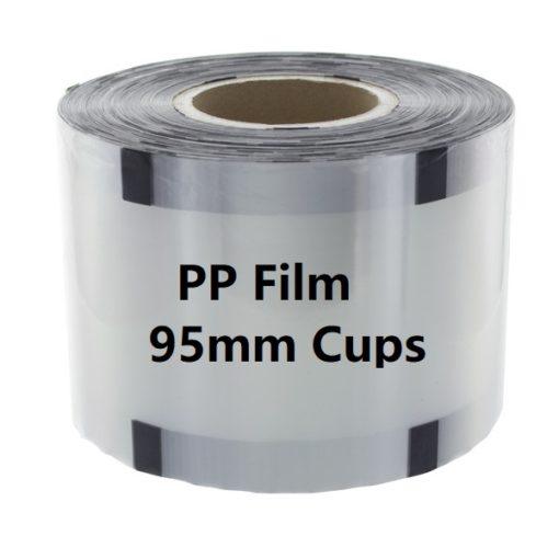 PP Film 95mm Cups