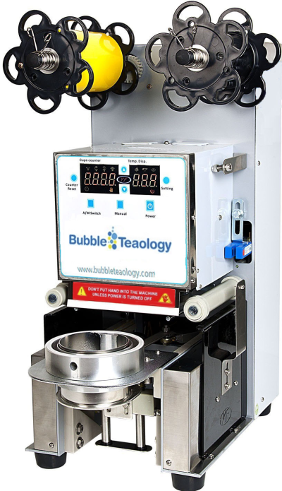 Bubbleteaology sealer machine
