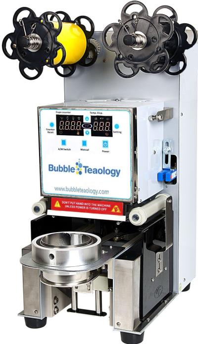 boba machine sealer