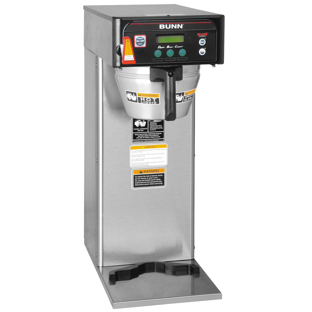 Automatic Iced Coffee Maker : Bunn ITCB DV 35700 Coffee Iced Tea Maker Brewer Infusion Commercial Automatic 400010039159 eBay