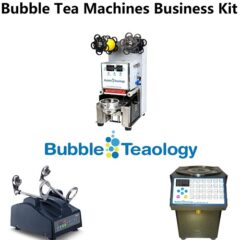 boba tea machines business kit