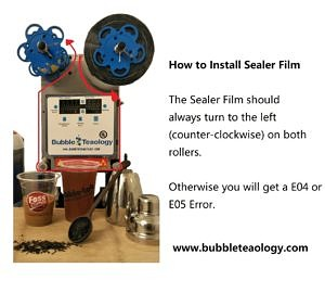 How to Install Sealer Film