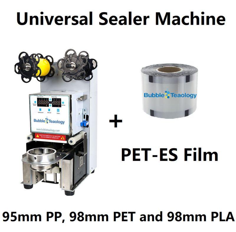 Universal Sealer Machine