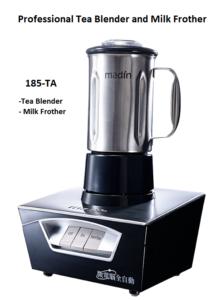 T-122 3 in 1 professional tea blender
