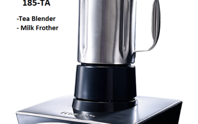 Tea Shop Blender and Tea Extractor