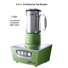 t122 tea blender extractor