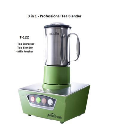t122 tea blender extractor