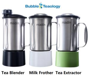 T-122 Tea Extractor Jars