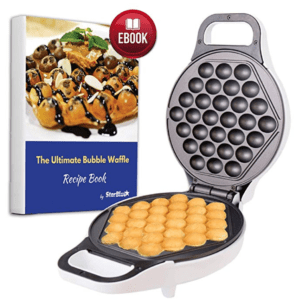 Bubble Tea Waffle Maker
