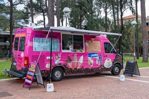 bubble tea food trucks