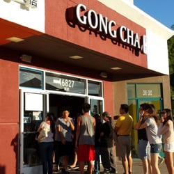 gong cha store