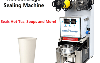 Seal Hot Tea, Drinks, Soups | Beverage Sealing Machine