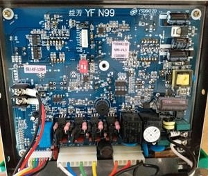YF N99 Replacement PC Board