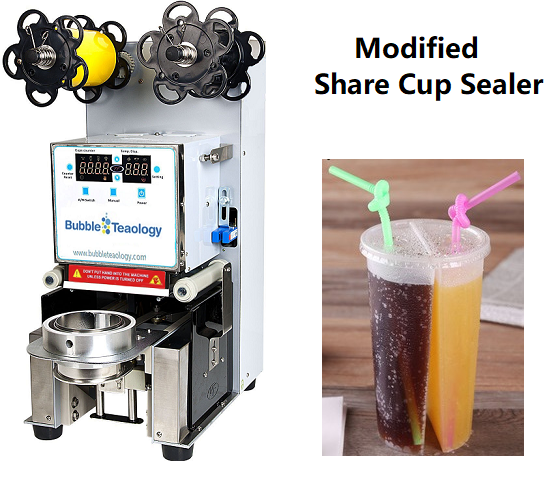 Share Cup Sealer Machine