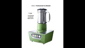 Tea Shop Blender Extractor