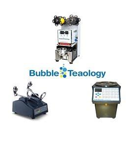 Bubble Tea Machines slider