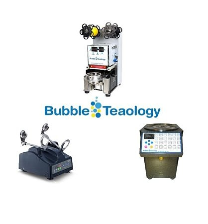Bubble Tea Machines slider
