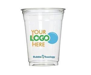 Custom Bubble Tea Cups