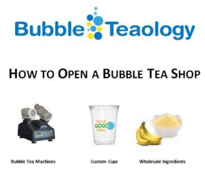 bubble tea business plan slider