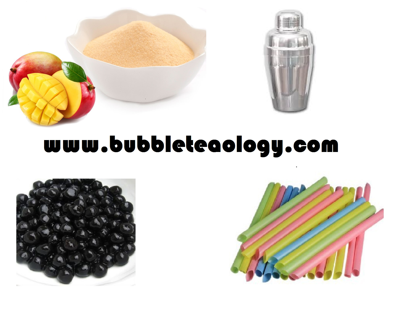 Whole Bubble Tea Products Boba Ings Supplier Bubbleteaology