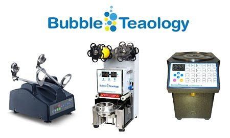 Bubble Tea Equipment Supplies List