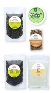 bubble tea samples toppings