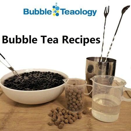 bubble tea recipes