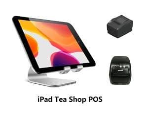 iPad Tea Shop POS