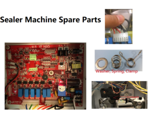 Sealer Machine Spare Parts Package