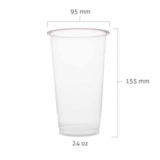 24oz 700ml pp cup