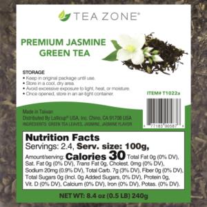 Tea Zone Premium Jasmine Tea Leaves