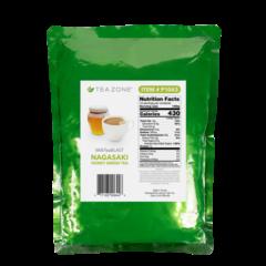 MilkTeaBLAST Nagasaki Honey Green Tea Powder