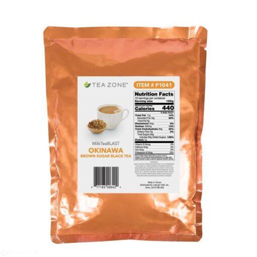 MilkTeaBLAST Okinawa Brown Sugar Powder
