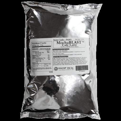 MochaBLAST Cafe Latte Powder