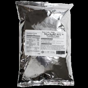 MochaBLAST Vanilla Latte Powder