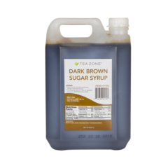 Tea Zone Dark Brown Sugar Syrup